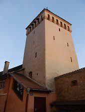 Tailors Tower, Mediaș·, Photo: WR