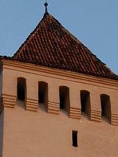 Szabók tornya, Medgyes., Fotó: WR