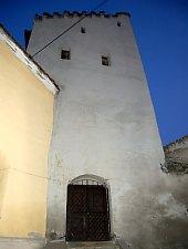 Mária tornya, Medgyes., Fotó: WR
