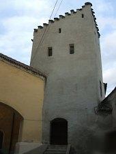 Mária tornya, Medgyes., Fotó: Florin Acaju