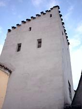 Mária tornya, Medgyes., Fotó: Urian Adrian