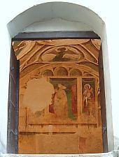 Mária tornya, A kápolna kivülről, Fotó: pr.Gerhard Servatius-Depner