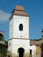 Steingasser torony, Medgyes., Fotó: Adrian Munteanu