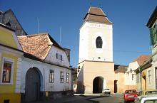 Steingasser torony, Medgyes., Fotó: Narcis Moraru