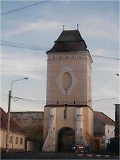 Steingasser torony, Medgyes., Fotó: Nagy Adél