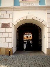 Piarista iskola, Medgyes., Fotó: Nagy Ferenc