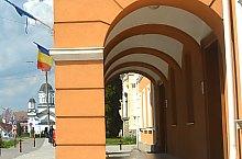 The Seat of The Szekler Border-Warden Regiment, Miercurea Ciuc·, Photo: WR