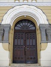 Márton Áron középiskola, Csíkszereda., Fotó: Gyarmati Dénes