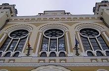 Márton Áron középiskola, Csíkszereda., Fotó: MA középiskola
