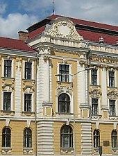 The Palat of Justice, Miercurea Ciuc·, Photo: Török Péter