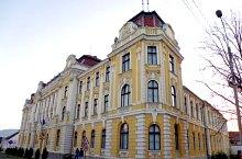 The Palat of Justice, Miercurea Ciuc·, Photo: Bogdan Apostoaia