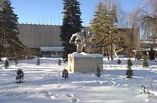 Ice-Rink, Miercurea Ciuc·, Photo: Balassy Szilárd