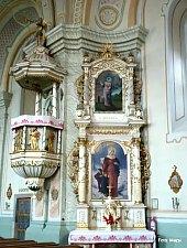 Bazilica Sfanta Maria, Miercurea Ciuc, Foto: Marsovszky Zsuzsanna