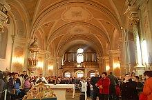 Bazilica Sfanta Maria, Miercurea Ciuc, Foto: WR