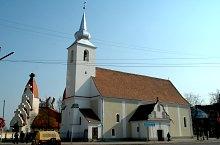 Roman-Chatolic Church, Miercurea Ciuc·, Photo: City hall