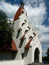 Roman-Chatolic Church, Miercurea Ciuc·, Photo: Marsovszky Zsuzsanna