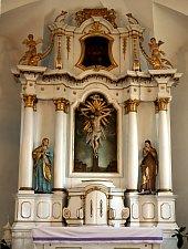 Roman-Chatolic Church, Miercurea Ciuc·, Photo: Csúcs Mária and Péter