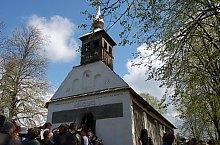 Salvador kápolna, Csíkszereda., Fotó: WR