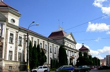 Town-Hall, Miercurea Ciuc·, Photo: Andrei Popa