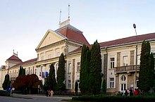 Town-Hall, Miercurea Ciuc·, Photo: Bogdan Apostoaia