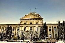 Town-Hall, Miercurea Ciuc·, Photo: Paul Ion