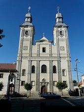 Ferencesek temploma, Székelyudvarhely., Fotó: GyurIca Janovics