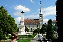 Református templom, Székelyudvarhely., Fotó: Marsovszki Zsuzsanna