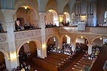 Református templom, Székelyudvarhely., Fotó: Csedő Attila