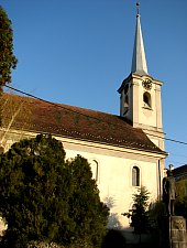 Református templom, Székelyudvarhely., Fotó: Nyakó Szabolcs