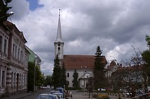 Refomed Church, Odorheiu Secuiesc·, Photo: László János