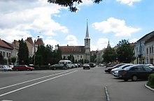 Református templom, Székelyudvarhely., Fotó: László János