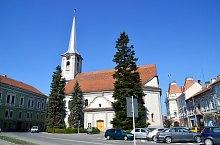 Refomed Church, Odorheiu Secuiesc·, Photo: Csedő Attila