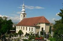 Római katólikus templom, Székelyudvarhely., Fotó: Marsovszky Zsuzsanna