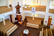 Unitárius templom, Székelyudvarhely., Fotó: Csedő Attila