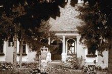Székelyudvarhely, Szombatfalvi - Ugron kúria, XX. század eleje, Fotó: DCPJH