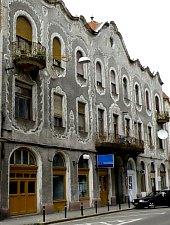 Adorjan house II, Oradea·, Photo: Mezei Elemér