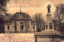 The Ady Memorial museum in 1900