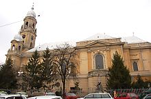 The Olosig Roman-Catholic church, Oradea·, Photo: WR