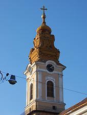 Sf. Ierarh Nicolae grek-chatolic Church, Oradea·, Photo: WR