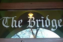 Bridge étterem, Nagyvárad., Fotó: WR