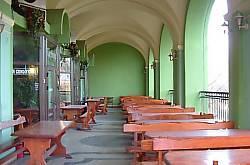 Restaurant Bridge, Oradea, Foto: WR