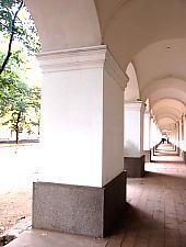 Sirul canonicilor, Oradea