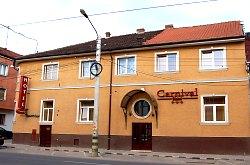 Hotel Carnival, Nagyvárad., Fotó: WR
