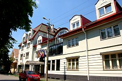 Hotel Elite, Oradea·, Photo: WR