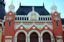 The Greek Catholic Bishop Palace, Oradea·, Photo: WR