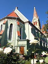 Evangélikus-luteránus templom, Nagyvárad.