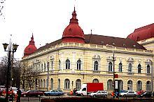 Orvosi egyetem, Nagyvárad., Fotó: WR