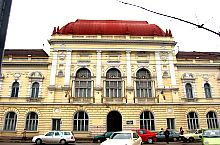 Facultatea de medicina, Oradea, Foto: WR