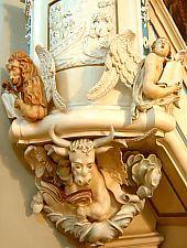 Biserica ordinului Miseri, Biserica arhangelului, Foto: WR