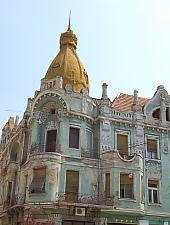 Moskovits palota, Nagyvárad.